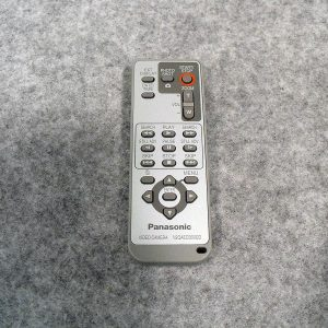 OEM Panasonic N2QAEC00023 OEM Remote will work with Panasonic AG-HMC-150