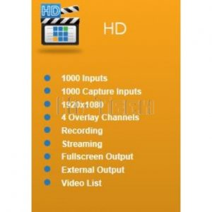 vMix HD Video Mixing Software