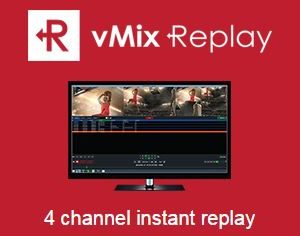 vMix Pro Video Mixing Software
