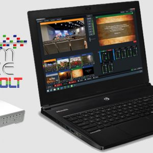 3 Camera portable video production switching & streaming package