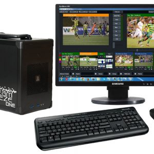 Stream Breeze One Portable Live Event Video Switcher w/Streaming
