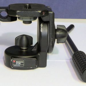 Bogen 3126 Fluid Tripod Head with One Pan Arm