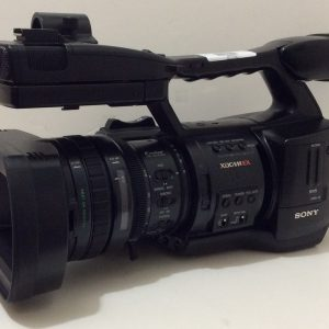 Sony PMW-EX1 Flash Media Camcorder XDCam Camcorder 630 hours