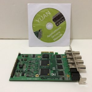 Yuan SC542N4 SDI capture card 4 input