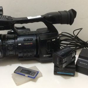 Sony PMW-EX1 Flash Media Camcorder Bundle 625 hours