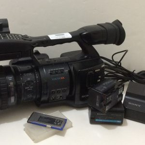 Sony PMW-EX1 Flash Media Camcorder Bundle 630 hours