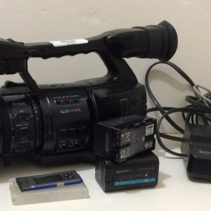 Sony PMW-EX1 Flash Media Camcorder Bundle 476 hours