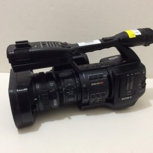 Sony PMW-EX1R Flash Media Camcorder Bundle 1 hour on camera