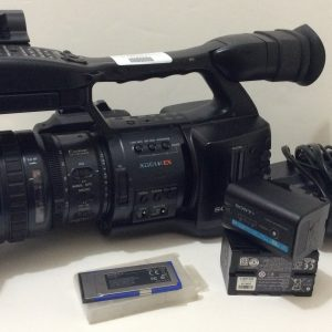 Sony PMW-EX1 Flash Media Camcorder Bundle 269 hours