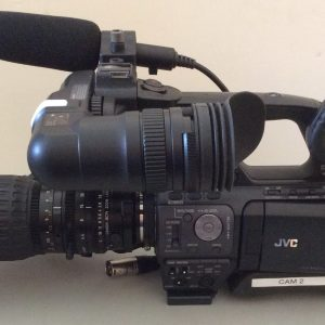 JVC GY-HM850 ProHD Shoulder Mount Camcorder with 14x ENG Zoom Lens