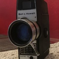 Bell & Howell Camera Model BA-19343 with electric eye