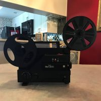 Sears Dual 8 Silent Movie Projector