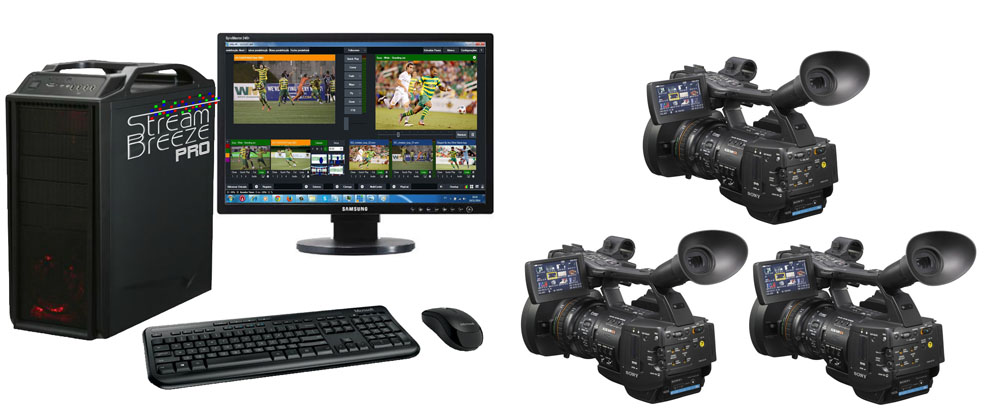Live Streaming Starter Package