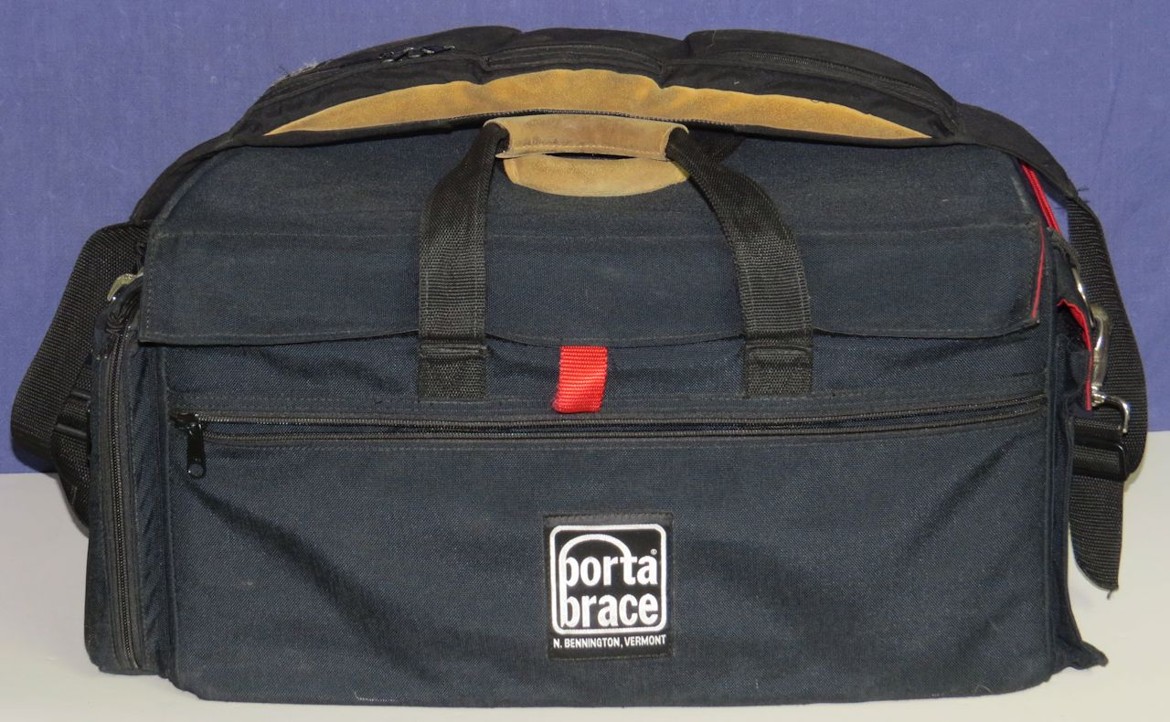 Porta Brace DVO-3R Large Carrying Case for Camcorder with Matte Box and Follow Focus